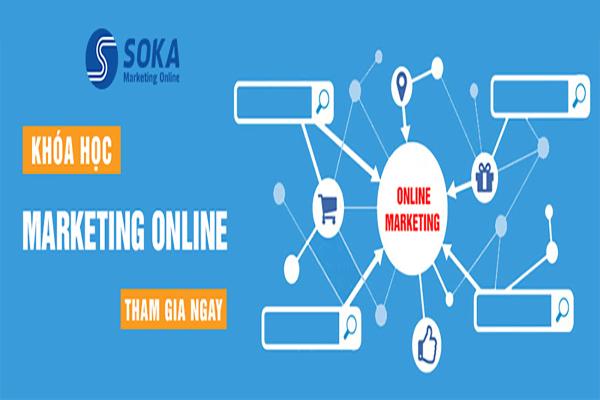khóa học marketing online cho sinh viên