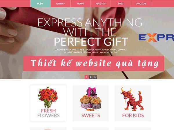 Bán hàng online quà lưu niệm