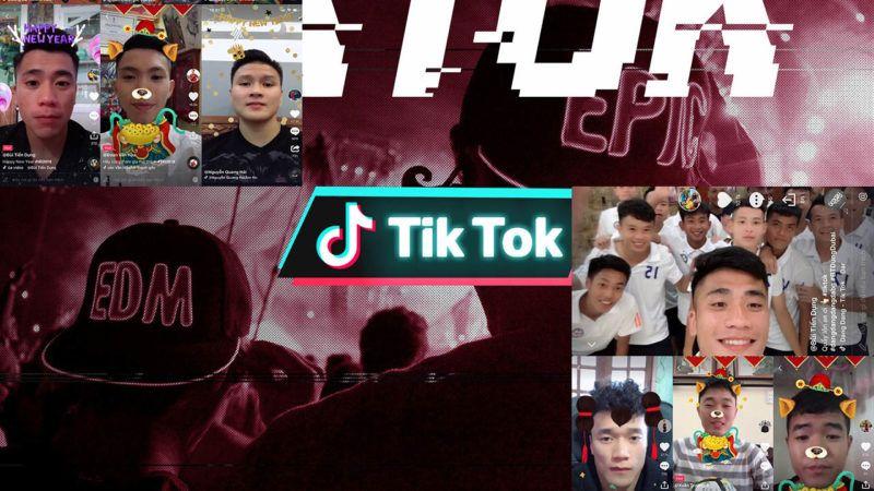 Tiktok như là xu hướng của thế hệ Z